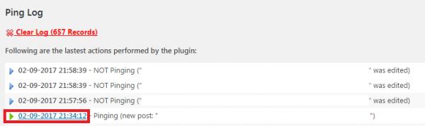 Ping 送信先 確認 方法