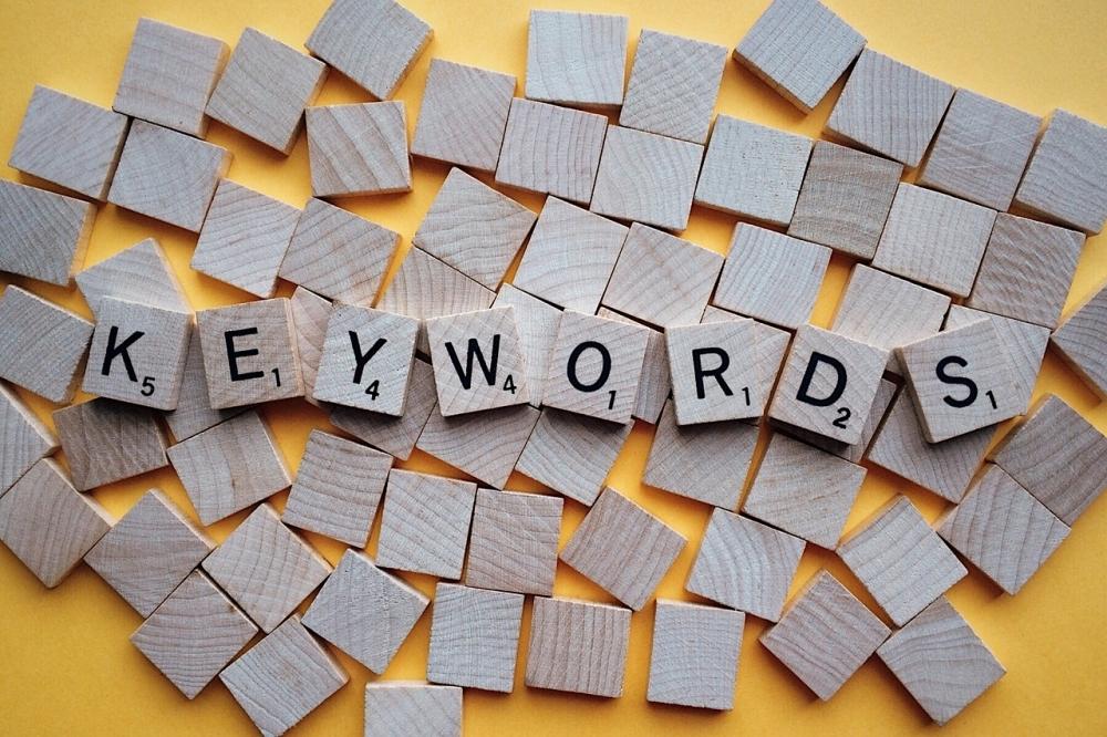 ブログのキーワード選定